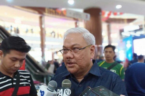 irektur Utama Bank Sumsel Babel Achmad Syamsudin. - Antara/Dolly Rosana