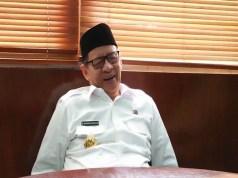 Gubernur Banten Wahidin Halim