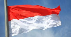 Bendera Indonesia.(Thinkstock)