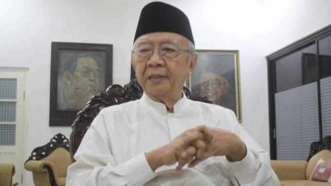 KH Salahuddin Wahid (Foto: Istinewa)