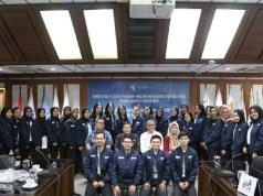 Pembukaan Program Magang Mahasiswa Bersertifikat (PMMB) Batch I (Februari--Agustus) tahun 2020 yang digelar oleh Pupuk Indonesia di Jakarta, Jumat. (Pupuk Indonesia)