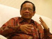 Menteri Koordinator Politik, Hukum, dan Keamanan (Menko Polhukam) Mahfud MD.