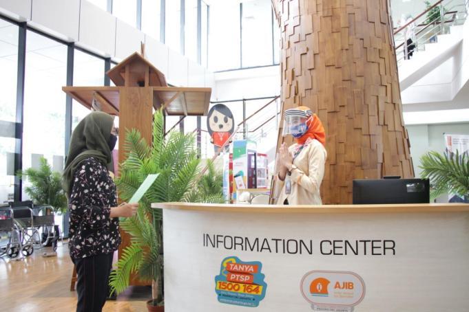 Aktivitas di Mal Pelayanan Publik (MPP) DKI Jakarta/dok.istimewa