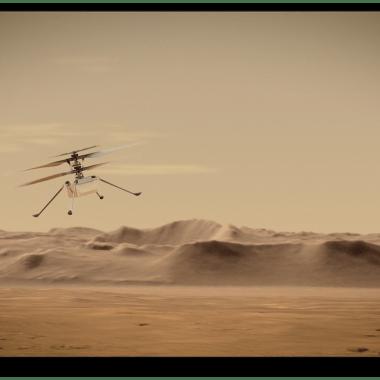 Helikoptera NASA Ingenuity