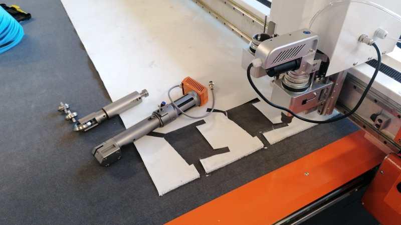 CNC stroje Raptor