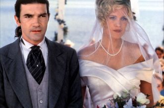 Antonio-Banderas-Melanie-Griffith-Wedding