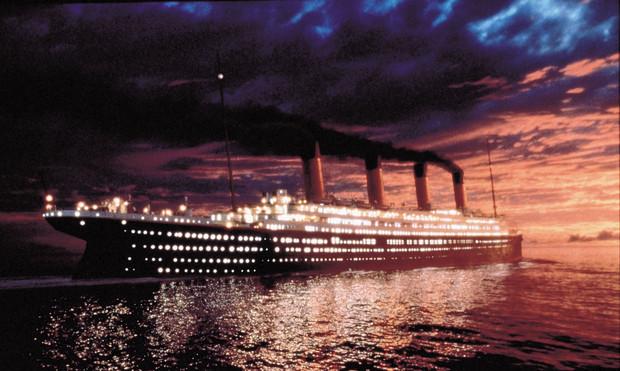 Titanic Foto: Northfoto
