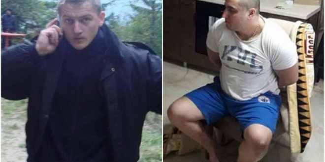 Interlopul Alexandru Huțuleac si politistul
