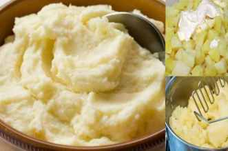 piure de cartofi