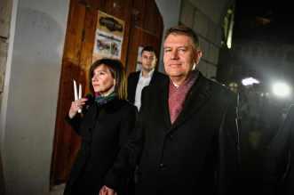 Klaus Iohannis slujba inviere