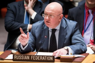 ambasador rus la ONU
