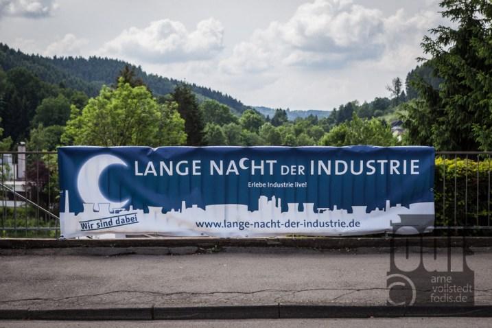Die erste Lange Nacht der Industrie in Oberberg