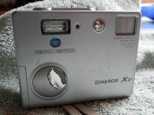 Konica Minolta DimageX21