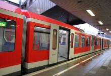 Bild von Ansteckungsgefahr in der S-Bahn: DIE LINKE kritisiert HVV