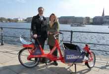 Bild von Stadtradstationen lassen auf sich warten