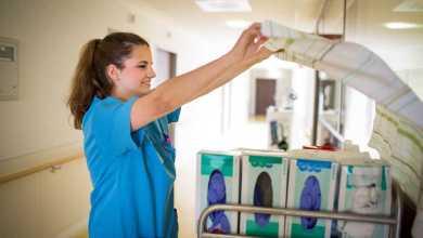 Photo of Junge Menschen starten einen Freiwilligendienst bei der Diakonie