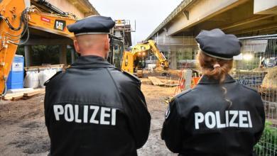 Photo of Bombenfund unter A7 in Waltershof