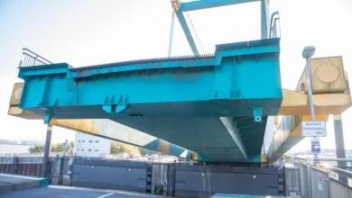 Photo of Brücke defekt: Este-Sperrwerk tagelang gesperrt