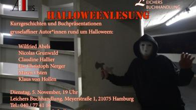 Photo of Halloween-Lesung in Leichers Buchhandlung