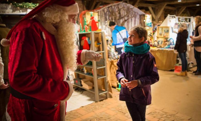 Bild von Weihnachtsmärkte der Kunsthandwerker im Freilichtmuseum am Kiekeberg