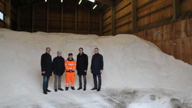 Photo of Landkreis Harburg ist auf Wintereinbruch vorbereitet