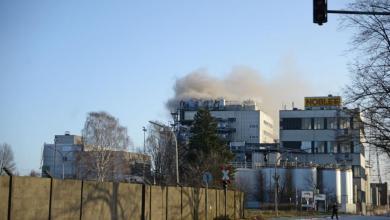 Photo of Rauchwolke weithin sichtbar – Ölfilter-Anlage brennt