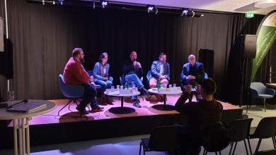 Photo of Süderelbe Aktiv e.V. im Dialog mit Bürgern und Politikern
