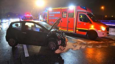 Photo of Schwer verletzt nach Unfall auf der A7