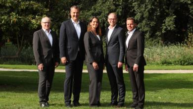 Photo of Vorstand der Sparkasse Harburg-Buxtehude ist komplett