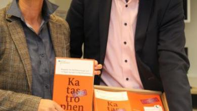 Photo of Broschüre: Richtig reagieren im Katastrophenfall