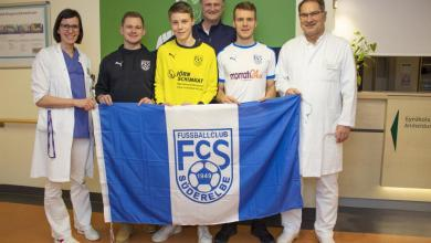 Photo of Neue Kooperation: Sportler des FC Süderelbe medizinisch bestens versorgt
