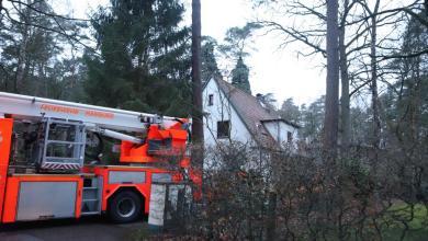 Photo of Schornsteinbrand ohne großen Schaden gelöscht