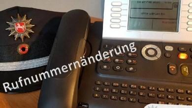 Photo of Polizeistationen im Landkreis Stade mit neuen Telefonnummern