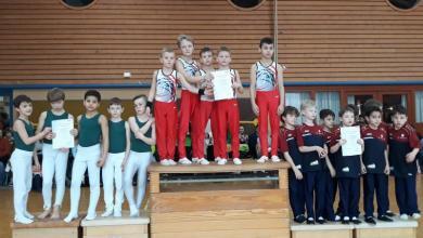 Photo of HNT-Turnnachwuchs gewinnt die ersten beiden Wettkämpfe