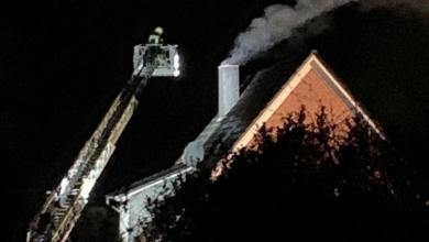 Photo of Schornsteinbrand in Bliedersdorf – schnelles Eingreifen der Feuerwehren kann Schaden verhindern