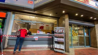 Photo of Geschäfte am Hamburger Hauptbahnhof kommen Allgemeinverfügung nach