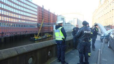 Photo of Kampfmittelfund in der Hafencity