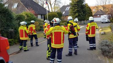 Photo of Gasaustritt in Glüsingen – bei Erdarbeiten Gasleitung angebohrt – Bewohner evakuiert