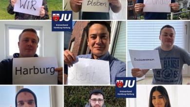Photo of Die JU Harburg bleibt zu Hause – und ist trotzdem aktiv