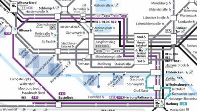 Bild von S-Bahn Ringlinie 33 soll Hamburgs Süden und den Hauptbahnhof entlasten