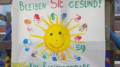 Photo of Haltet durch, Kita Radickestraße und bleibt gesund
