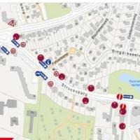 Straßenbauarbeiten: Hier wird es eng in Harburg