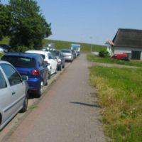 Bassenflether Strand: Zahlreiche Fahrzeuge abgeschleppt