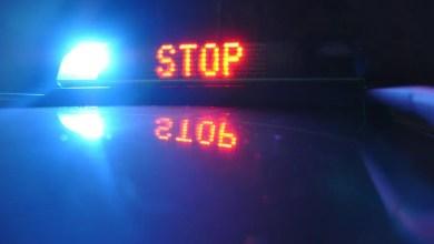 Bild von Polizei liefert sich Verfolgungsfahrt mit BTM-Konsumenten