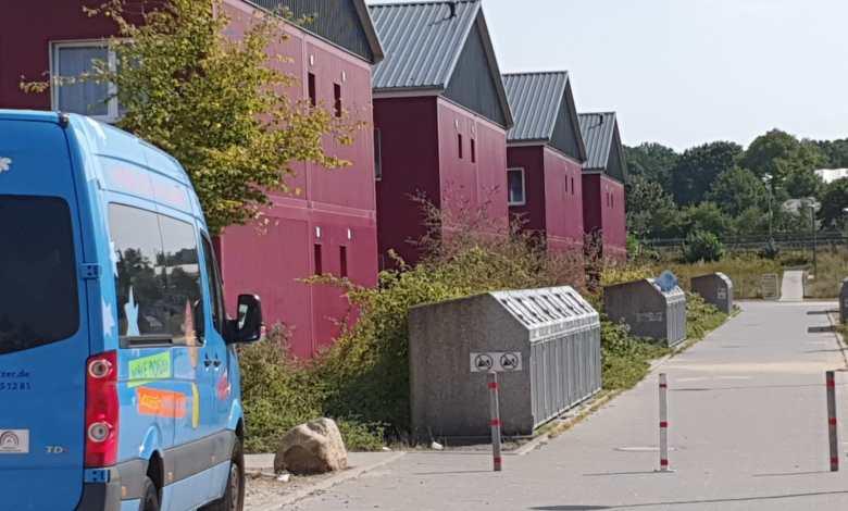 Bild von Behörde schließt öffentliche Unterkunft in Neugraben