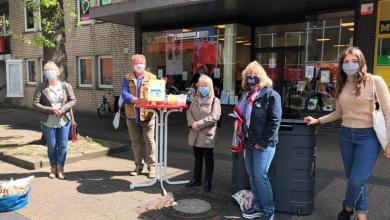 Bild von SPD Neugraben-Fischbek informiert am Infostand