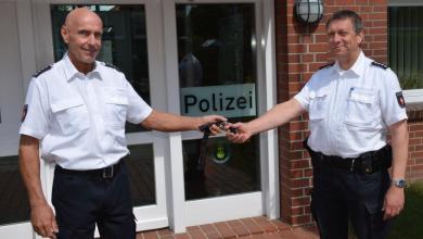 Photo of Polizeistationen Drochtersen und Harsefeld unter neuer Leitung – langjährige Stationsleiter im Ruhestand