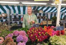 Bild von Viel Arbeit auf dem Wochenmarkt – Personal gesucht