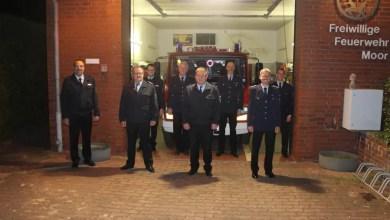 Bild von Feuerwehr Seevetal geht mit bewährtem Team in neue Amtszeit