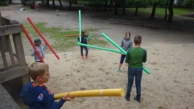 Bild von Spiel & Spaß Angebote für Kinder in der Michaelis-Gemeinde